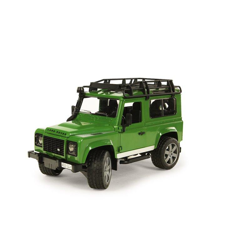 Land Rover Defender Bruder 02590