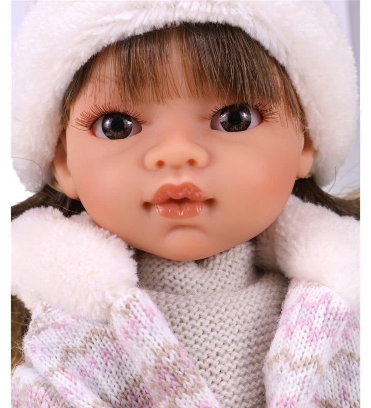 Lalka Emily 33 cm Antonio Juan 2592
