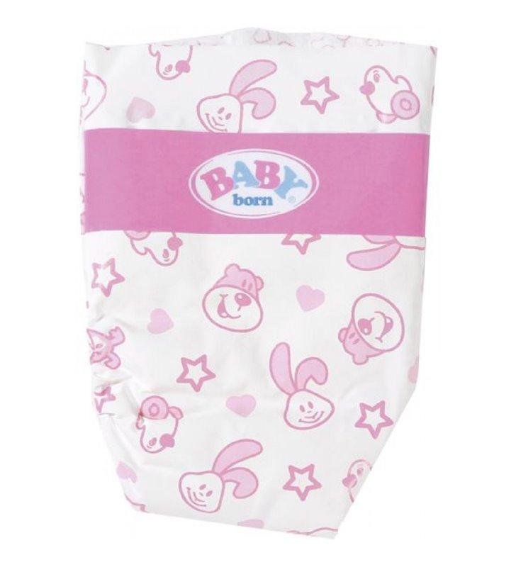Pieluszki dla lalki 5 szt. Baby Born 826508