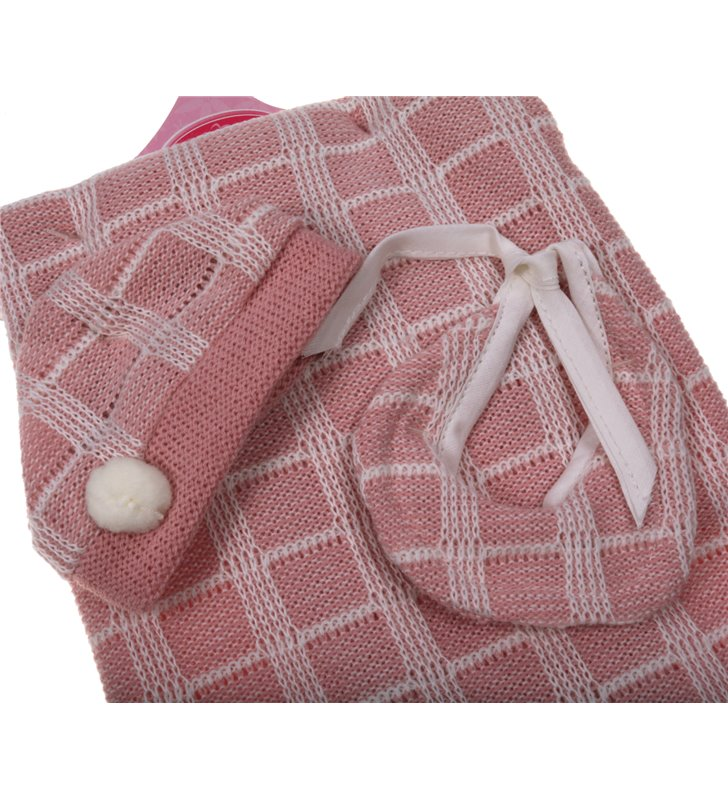 Różowy komplet dla lalki 26 cm Antonio Juan 0126_32