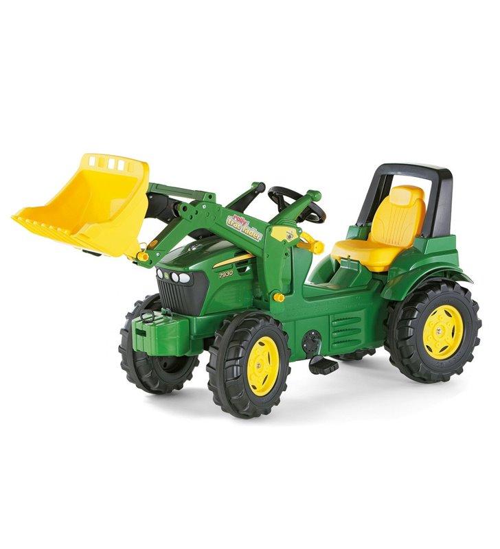 Traktor John Deere 7930 z ładowaczem Rolly Toys 71002